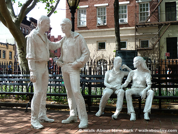 Gay Bar, Greenwich Village, Bar Crawl, Walk About New York, Guided Walking Tour, Gay History