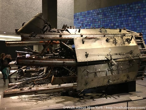9/11, 9/11 Museum, 9/11 Memorial, September 11th 2001, World Trade Center, Twin Towers, North Tower, South Tower, FDNY Ladder Company 3, Downtown Manhattan Walking Tour, St. Paul's Chapel, One World Trade Center