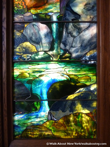 Tiffany Studios, Metropolitan Museum of Art, Louis Comfort Tiffany, Loren Delbert Towle, Agnes F. Northrop, Stained Glass, American Wing, Favrile Glass, Tiffany's, Tiffany & Co., Gay Graves Tour