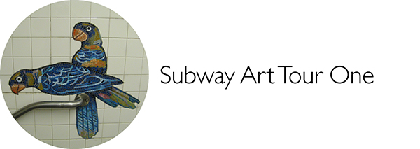 Subway Art, Walk About New York, Times Square, Union Square, Museum of Natural History, 23rd Street, R Train, N Train, 28th Street