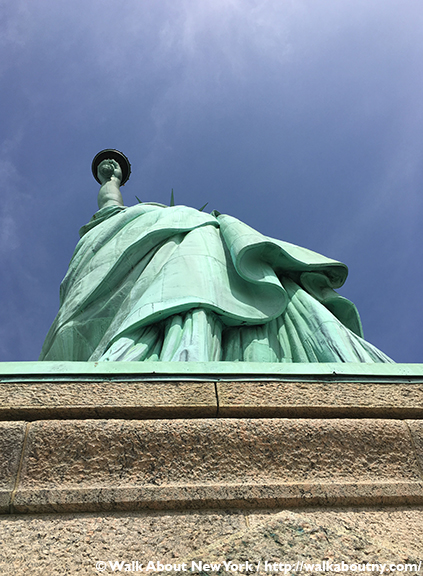 Statue of Liberty, Liberty Island, Frédéric Auguste Bartholdi, Gustave Eiffel, French Gift, New York Harbor, Liberty, America, New York City,