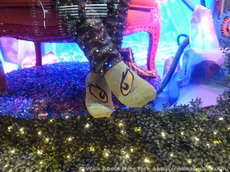 Bloomingdales, Bergdorf Goodman, Tiffany & Co., Saks Fifth Avenue, Christmas, Holiday Windows, Fifth Avenue, Macy's, Candy, Chocolate, Confections, Goodies, Grinch