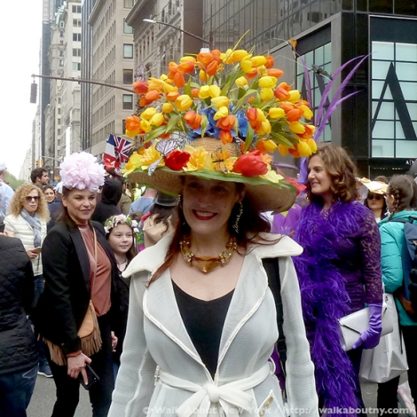 Easter Parade, Easter Bonnet, Easter Bunny, Fifth Avenue, Easter Sunday, Rockefeller Center, St. Patrick's Cathedral, St. Patrick's, Walk About New York, Cheeseheads