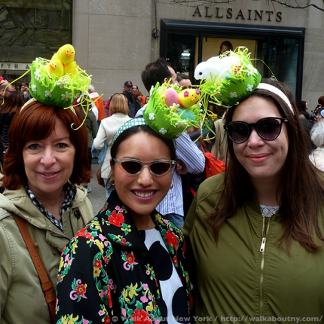 Easter Parade, Easter Bonnet, Easter Bunny, Fifth Avenue, Easter Sunday, Rockefeller Center, St. Patrick's Cathedral, St. Patrick's, Walk About New York