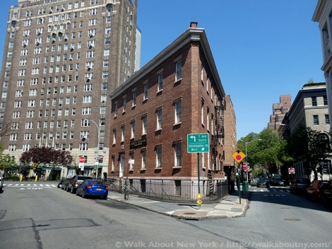Greenwich Village, Northern Dispensary, History, Medicine, Clinics, Medical Care for the Poor, Gay History, New York City History, Medical History, Charity, Free Medical Care