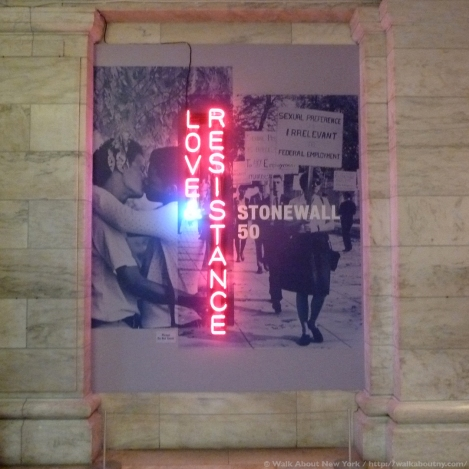 Gay Pride, New York Public Library, New York City, NYC, Stonewall, Stonewall Uprising, Stonewall Anniversary, Stonewall Inn, Christopher Street, Gay Power, Mattachine Society, Libraries, LGBTQ, Gay History