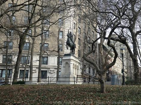 Joan of Arc, Riverside Park, New York City, Manhattan, Horses, Sculpture, Bronze, Anna Huntington, Women Artists